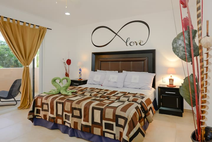 Marina Villas Picalu B&B Boutique - Puerto Aventuras - Bed & Breakfast