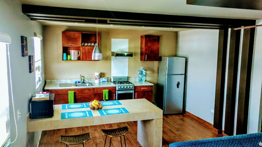 Apartamento!!Muy bonito 2 recamaras - Tijuana - Apartament