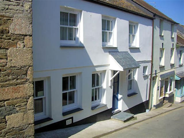 Summer Cottage - Polruan Holiday Cottages Cornwall - Polruan - บ้าน