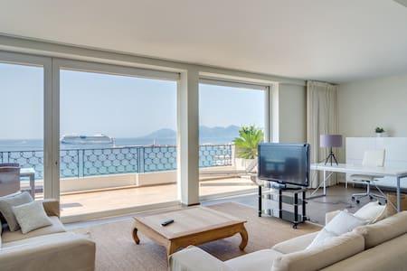 Cannes CROISETTE Penthouse - Cannes - Apartment