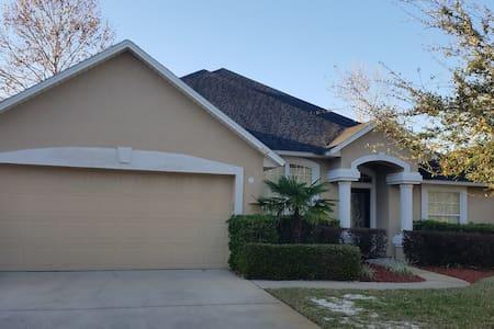Spacious 4 Bedroom and 3 Bath House! Fit 8+ppl - Ponte Vedra Beach