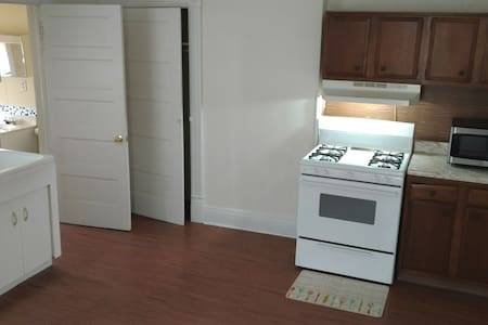1 Bdr private Apartment in Bridgeport