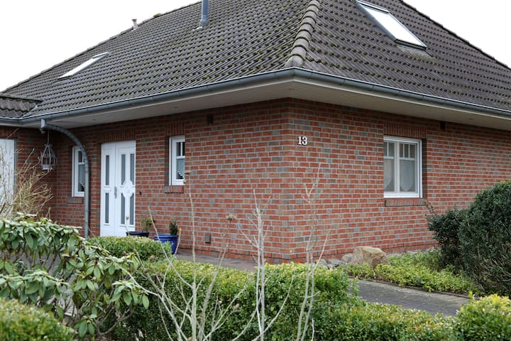 Ferienhaus Scheeßel (Zwischen Hamburg und Bremen)