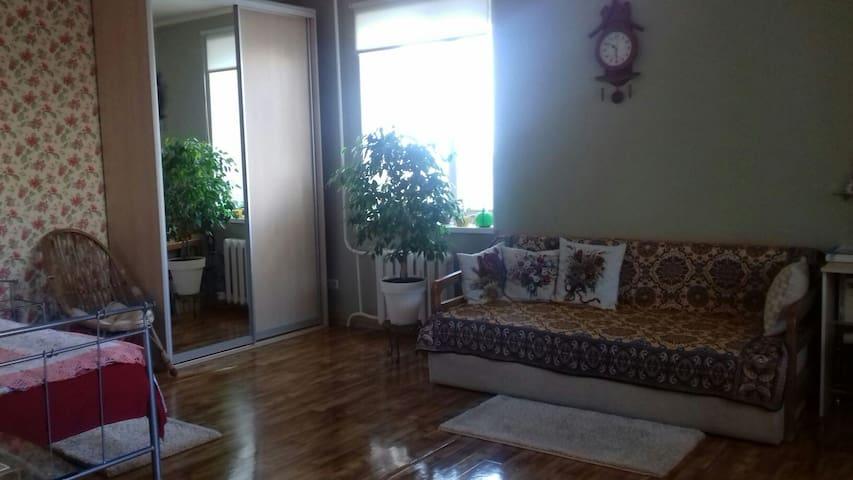 """Уютная квартира с хозяйкой """"как у мамы"""" - Odesa - Lägenhet"""