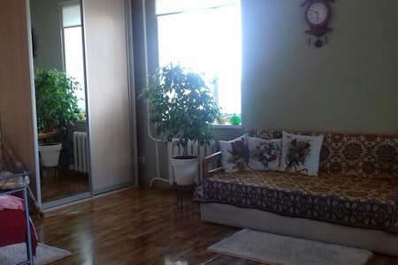 """Уютная квартира с хозяйкой """"как у мамы"""" - Οδησσός - Διαμέρισμα"""