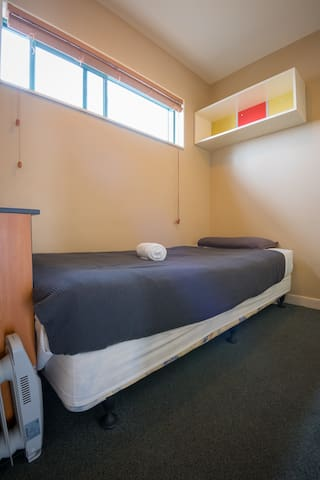 Small Single Private Room at Astray - Rotorua - Hostel