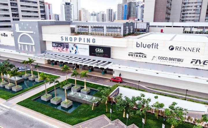 Apartamento Premium Shopping DF PLAZA - 12º andar