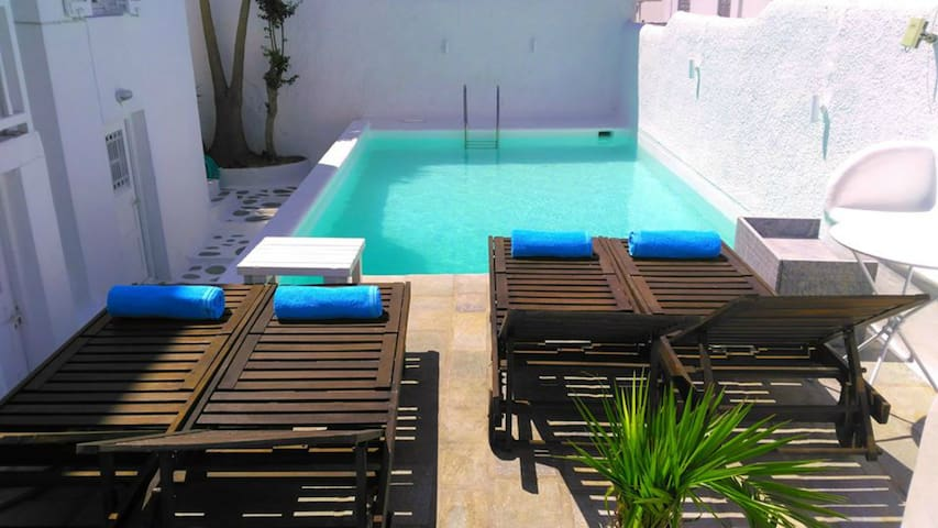 Stay in the Heart of Mykonos City! - Mikonos - Guest suite