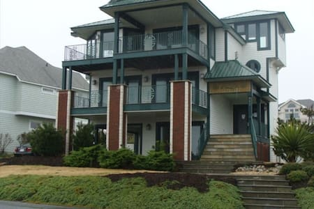 Park Ave. AWESOME Beach Rental Home - Corolla - Rumah