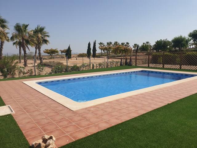 Espectacular villa privada con piscina privada