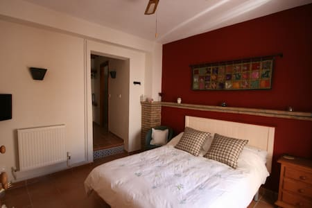 Casa Molino - Red Room - House