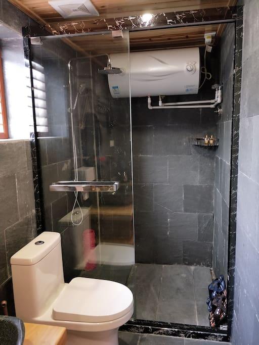 独立干湿分离卫浴