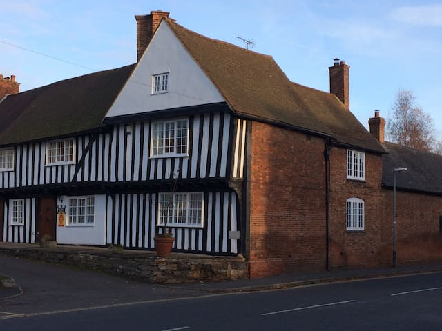The Annexe @ Guy Fawkes House (self-contained B&B) - Dunchurch - Overig