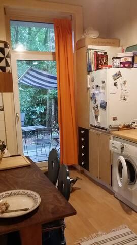 cozy place in beautiful Eimsbuettel