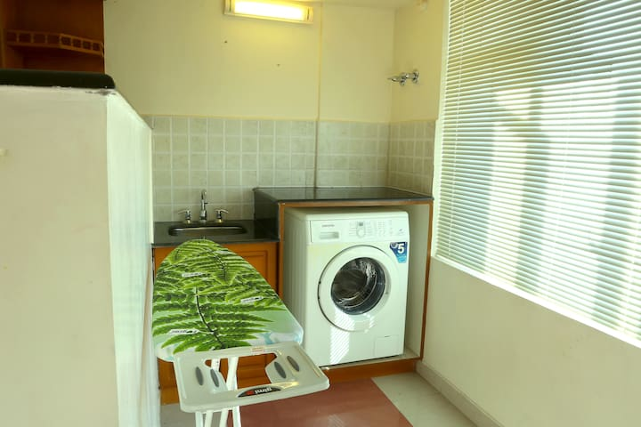 One Bed Room Fully Furnished Apartments - Nedumbassery - Appartement