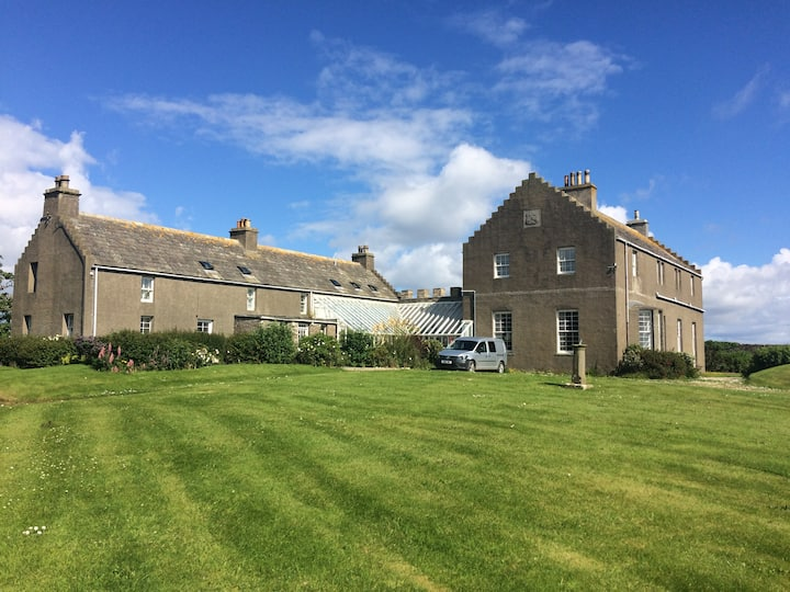 Hall of Tankerness, Private House, Sleeps 8