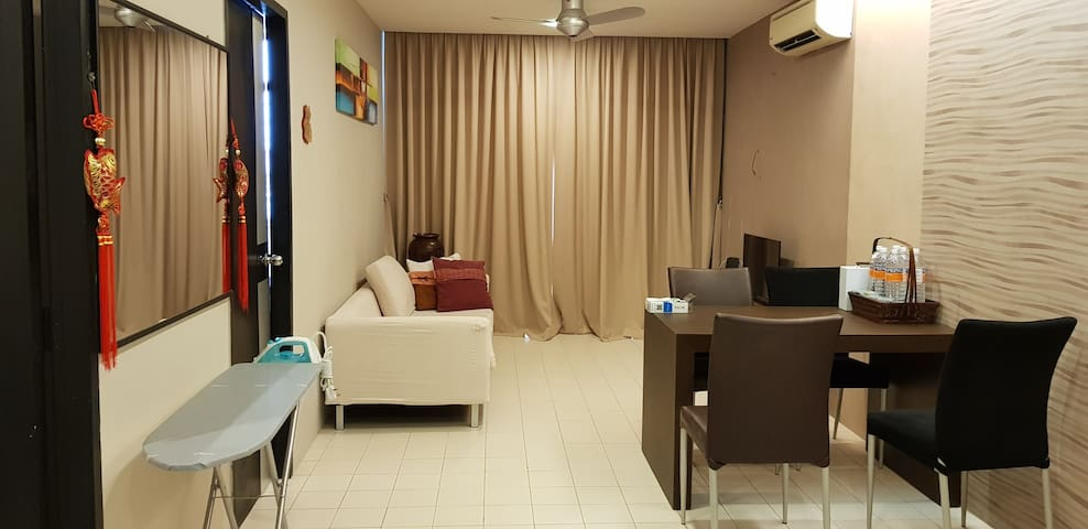 Cozy Apartment at Chonglin Park, Kuching