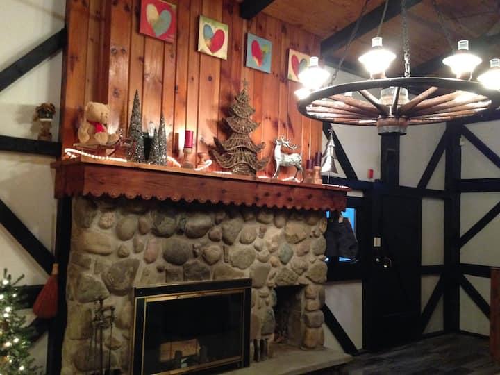 Christmas Wonder at the Lodge!