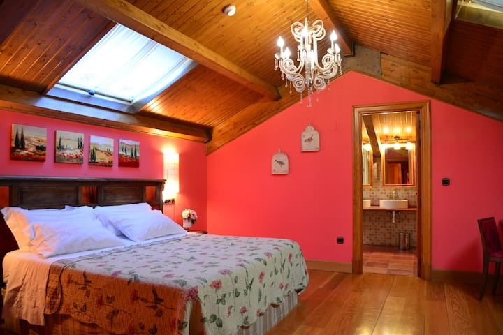 Suite Villa Ferrera Posada Rural