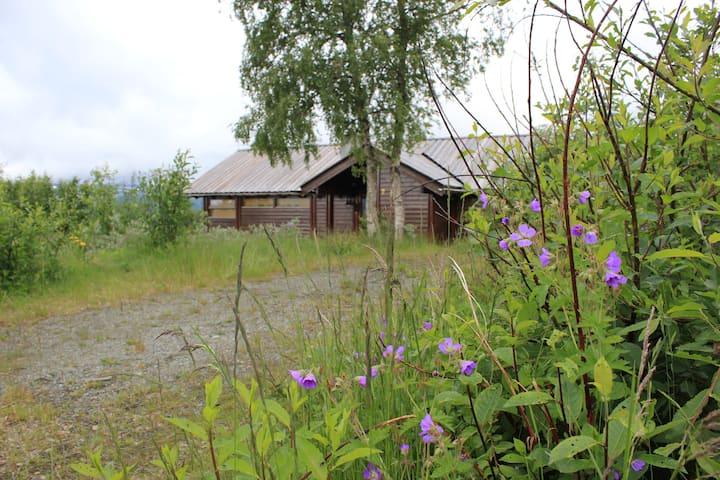Annebu på Beitostølen, lys moderne Ål-hytte