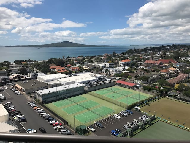 Apartment in Spencer on Byron hotel, Takapuna - Auckland - Appartement