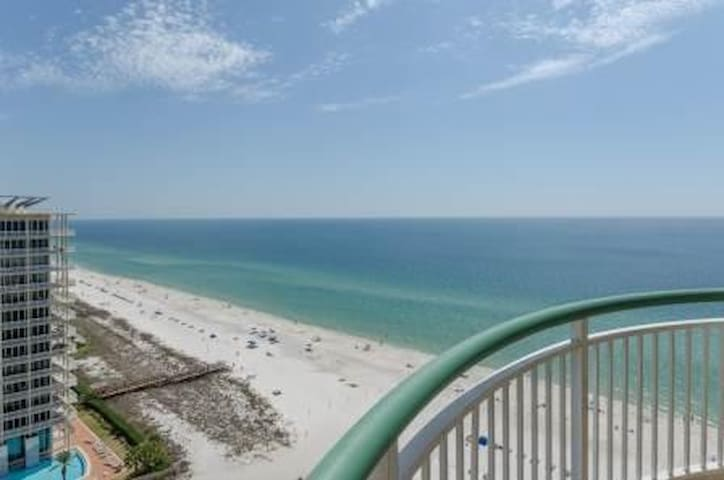 Amazing getaway! Beach Colony Tower 16A (3 Bedroom) - Perdido Key