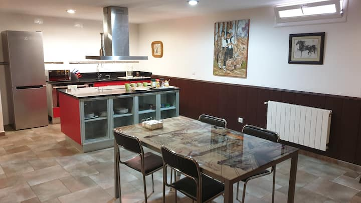 Loft independiente de 90m2