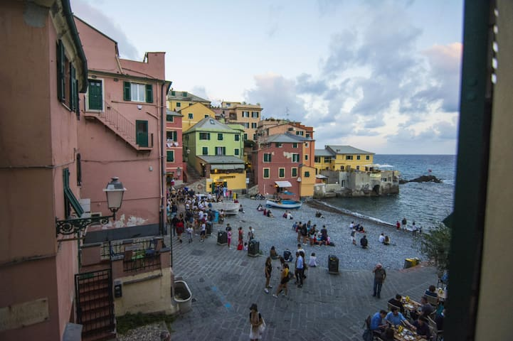 Airbnb Boccadasse Vacation Rentals Places To Stay