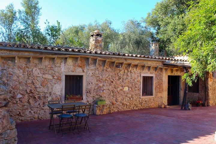 Charming Casita Stone House in Heart of Mallorca