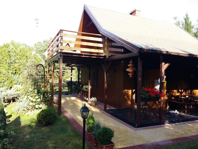 Domek Letniskowy - MIELNO - Mielno - Timeshare (právo užívat zařízení pro ubytování na stanovený časový úsek během roku na mnoho let dopředu - minimálně 3 roky)