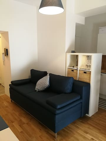 Nice flat in the center of Graz