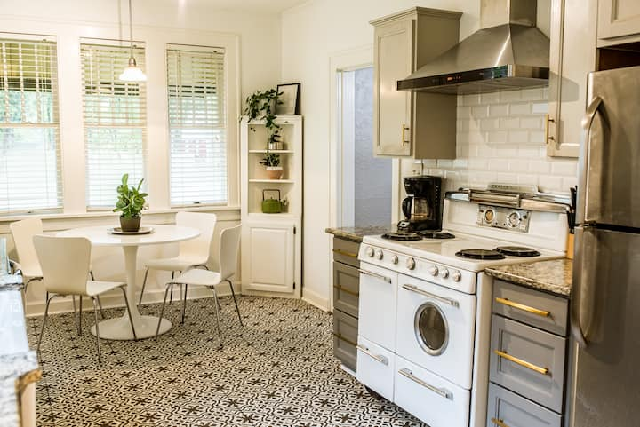 Charming, Centrally Located 1920s Bungalow