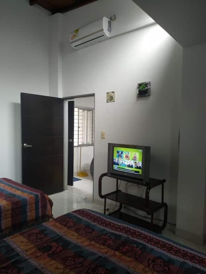 Super cómodo apartamento VIP para 4 personas