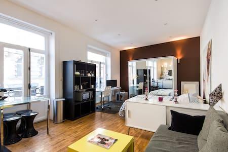 Appartement cosy - Hyper centre & à 100m des gares - Lille - Apartment