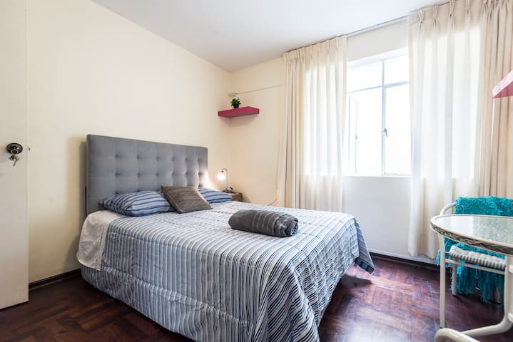 Spacious room in a family home in Magdalena 2
