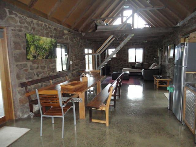 Kookaburra's Rest - Irrewillipe - บ้าน