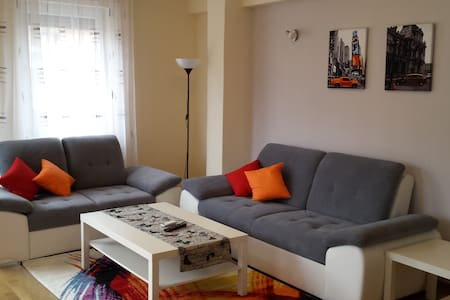 Modern and Centric Apartment - Wohnung