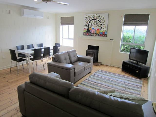 Cooroonya Beach House - Normanville - House