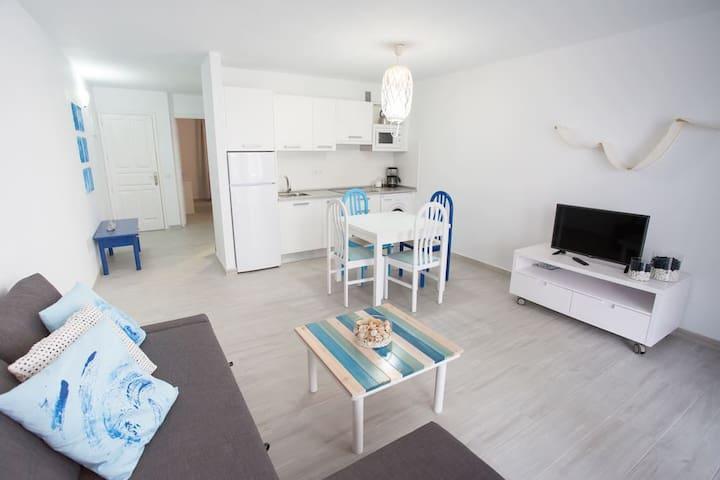 """apartamento """" SARA"""" en el complejo Teguisol"""