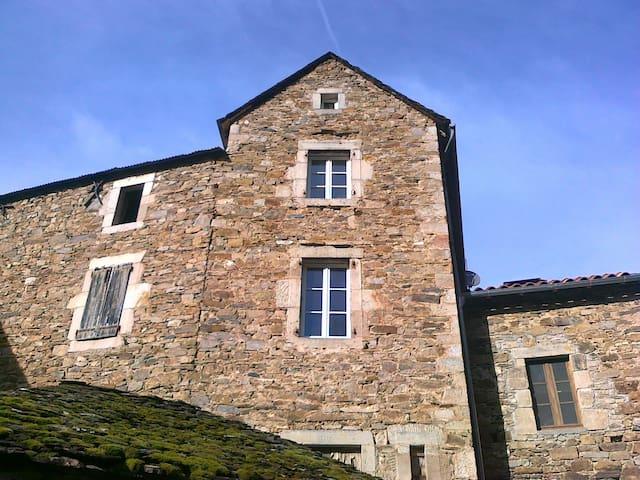 La Maison des Causses - Viala-du-Tarn - บ้าน