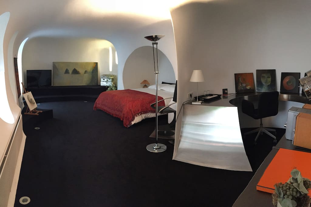 Chambre d 39 h tes de charme apartments for rent in colmar for Chambre d hotes colmar