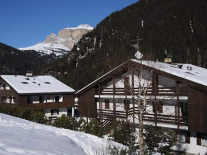 Nice apartment in Canazei Christmas + New Year