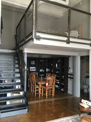 Loft Condo in Downtown Hamilton