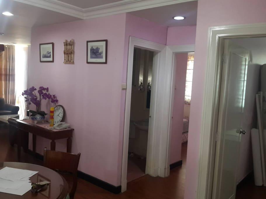 external toilet + room no 2