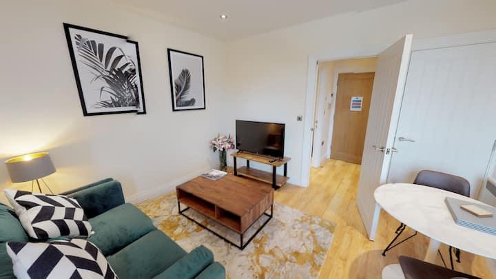 Stylish Oxford apartment Morris Nomad Suite #10