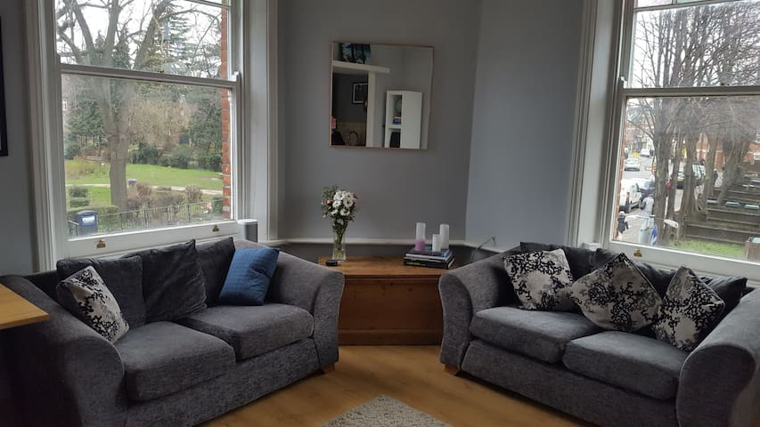 Bright and spacious Crouch End Flat