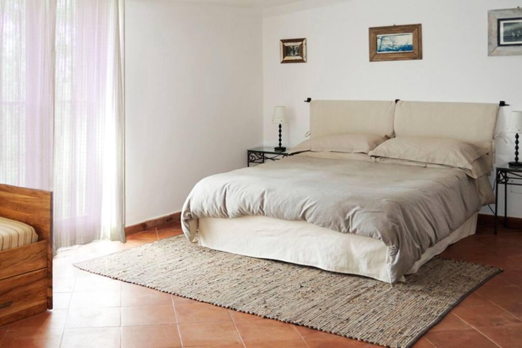Apt.1 Passolara flat - bedroom
