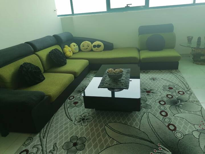 Family apartment for luxury living in Shj & DXB B