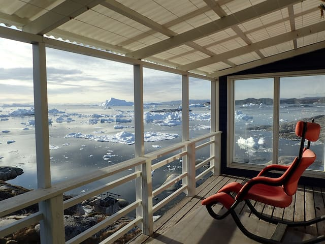 Ilulissat Blue Guesthouse room 3