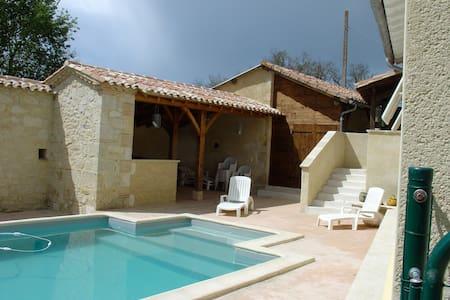 Maison de campagne - Miradoux - Σπίτι διακοπών